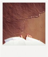 Sand On My Feet by AnastasiyaK