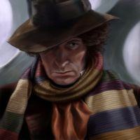 The 4th Doctor - Tom Baker by iluvu2