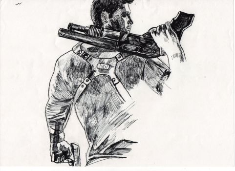 Uncharted  Nate Drake by rorschach-mentality