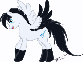 My Little Fenton :3 by Gryphonia