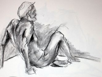 gesture study- 5 minutes by niobe-sign