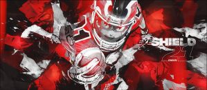 [Banner] Eyeshield21 by Dwayn-KIN