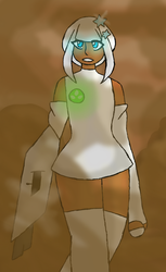 EVE (Wall-E Fanart and Design) by TropicalLeopard