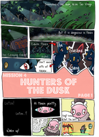 Hunters of the Dusk - Page 1