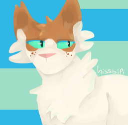 Art fight #3 (minus mouth???) by hissisipi