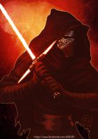Kylo Ren by effix35