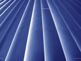 Blue lines by subaqua