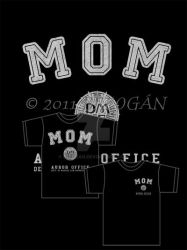 M.O.M Auror Office - Tee by Breogan