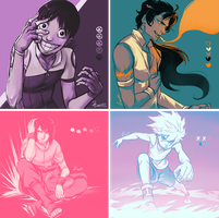 Color Palette challenge 1 by msloveless