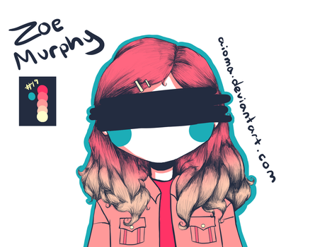 Palette Challenge: ft. also sad Zoe Murphy by Aioma