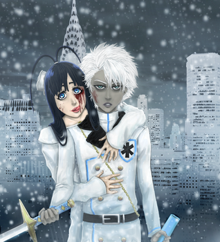 Undead Winter by JackieWest