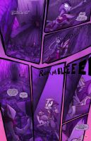 Dreamkeepers Saga page 411 by Dreamkeepers