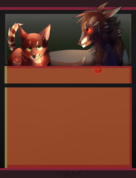 Simple Journal skin commission by Capukat