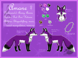 Amane Reference by Sound-of-Heaven