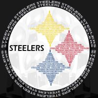 Steelers Typography by AshPnX