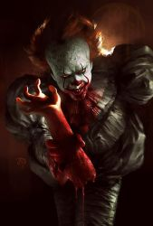 pennywise by BennyKusnoto