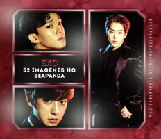 Photopack 18900 - EXO by southsidepngs