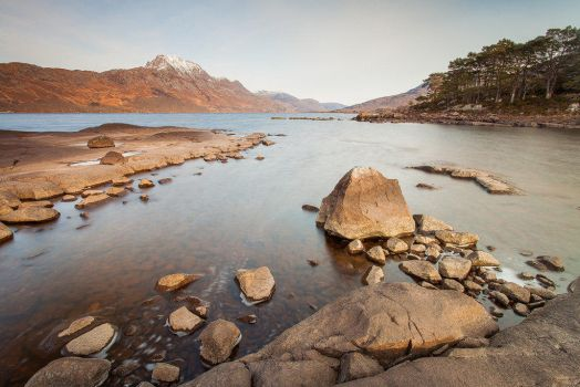 Loch Maree by JakeSpain