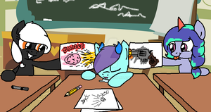 Fun At School by DrawnTune