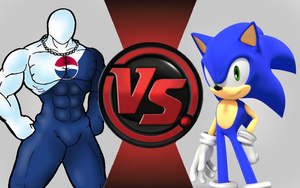 CFC|Pepsiman vs. Game Sonic by Vex2001