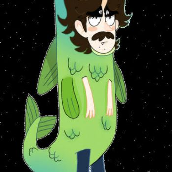 [GIF] .:George The Dancing Fish:. by KabouterPollewop