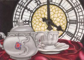 Time for Tea! by BDN1991