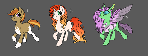 Adopts out of the blue (open) by KimmysAdopts