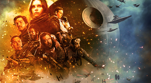Rogue One worked by Edgeley