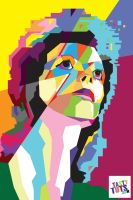 Create WPAP Art In Adobe Illustrator by tastytuts