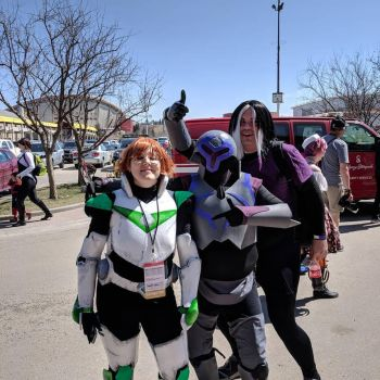 A Pidge A Sentry and A Hobo by rennegades