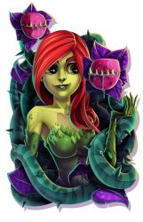 Poison Ivy by LandonLArmstrong
