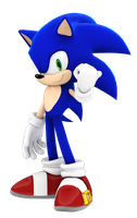 Sonic 2 Pose by JaysonJeanChannel