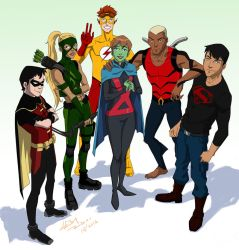 Young Justice Season 3 by Lemwell