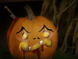 Don't mess with Pumpkins by Ambruno