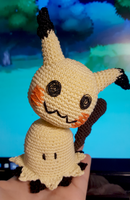 Mimikyu - Pokemon Sun and Moon