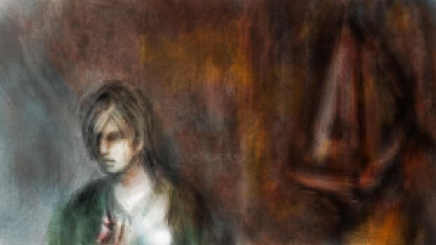 SH2 Speedpaint.::WITH VIDEO::. by thecatatnight