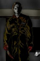 Michael Myers color. by MisterWayne87