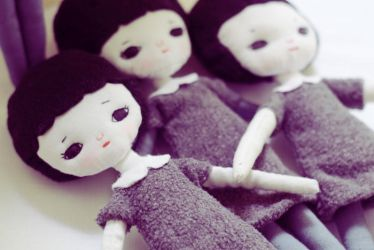 New dolls by perfectnoseclub