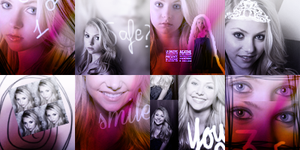 Taylor Momsen Icons by Energiee