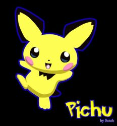 Pichu by someday-soon63
