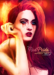 Red Pride by EnumaElishDesigns