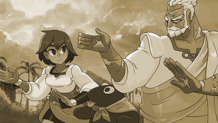 Ajna Training by IndivisibleRPG