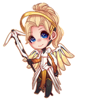 mercy by binnybun