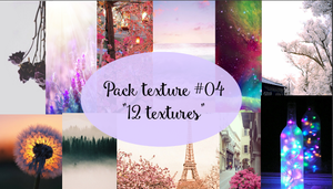 Pack Texture #4 by andreakaisoo