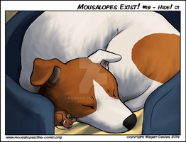 Mousalopes Exist #19 - Hide! 01 by Pannya