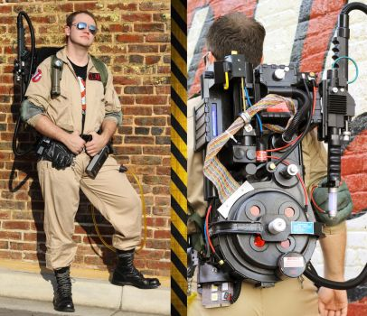 Who you gonna call? by jfett69