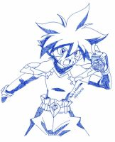 Kai from Beyblade by usagisailormoon20
