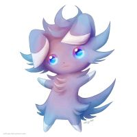 Espurr Paint Sketch