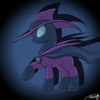 Mare of Mystery by TheParagon