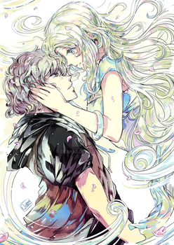 SC35: I'll be always with you